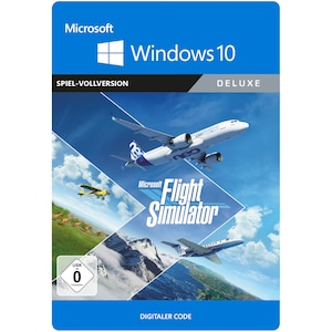 Microsoft Flight Simulator: Deluxe Edition