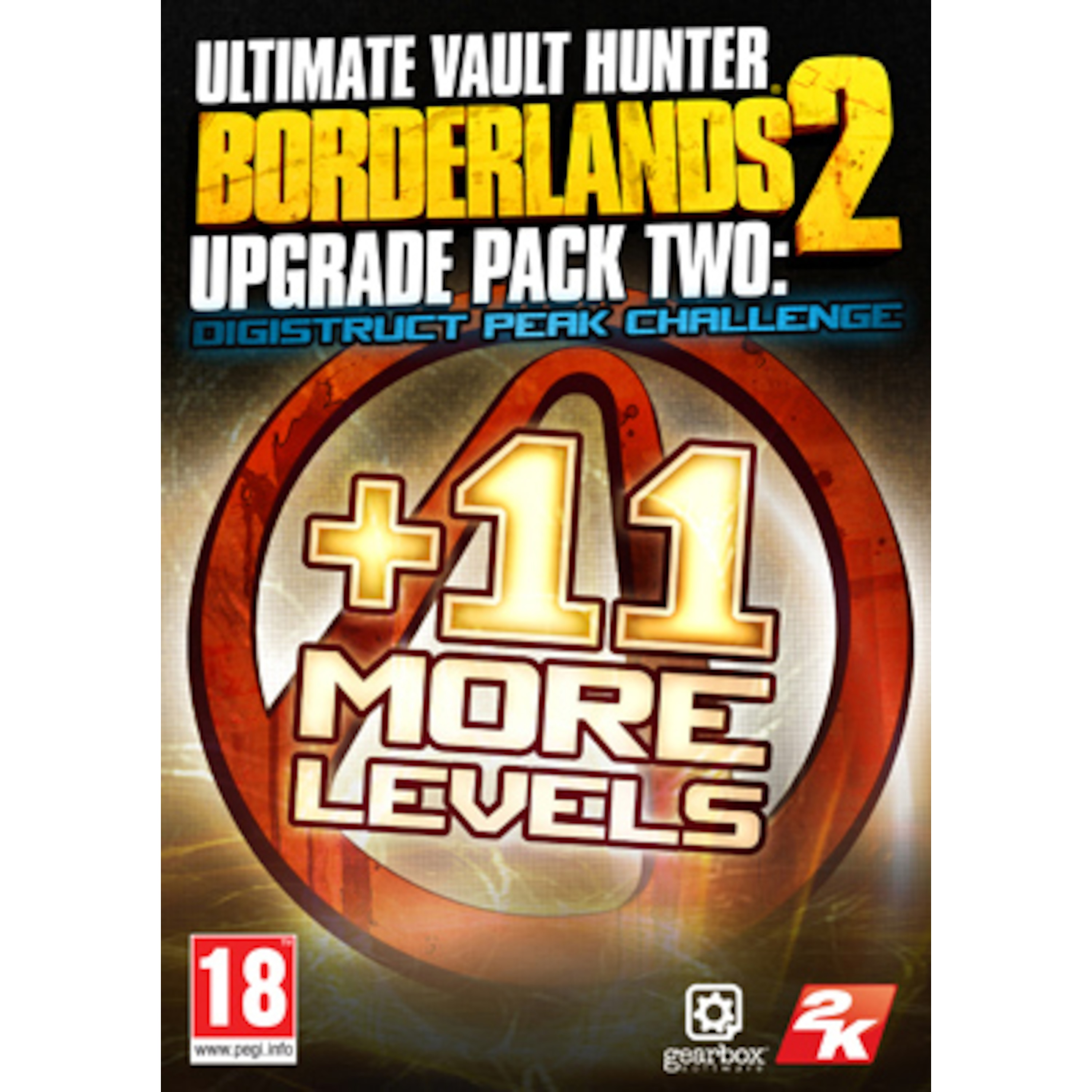 Borderlands 2 - Ultimativer Kammer-Jäger Upgrade Pack 2 (DLC)
