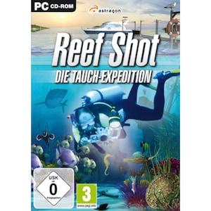 Reef Shot: Underwater Diving Adventure