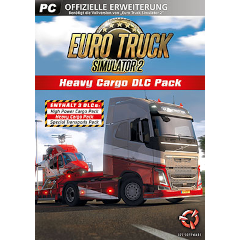 Euro Truck Simulator 2 - Heavy Cargo Pack (DLC)