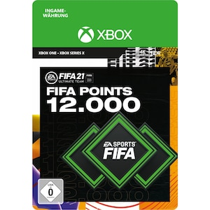 FIFA 21 ULTIMATE TEAM 12000 POINTS (Xbox)