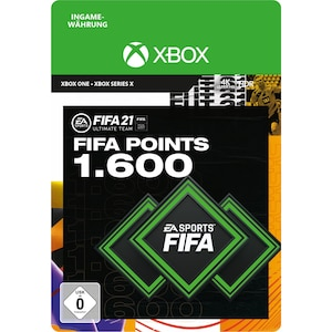 FIFA 21 ULTIMATE TEAM 1600 POINTS (Xbox)