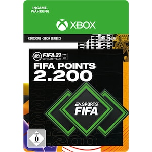 FIFA 21 ULTIMATE TEAM 2200 POINTS (Xbox)