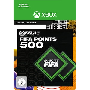 FIFA 21 ULTIMATE TEAM 500 POINTS (Xbox)