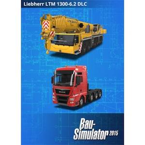 Bau-Simulator 2015 Liebherr® LTM 1300 6.2 (DLC6)