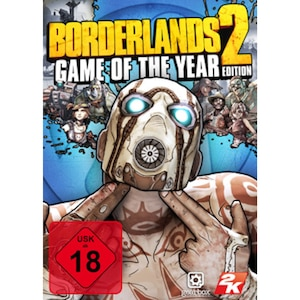 Borderlands 2 - Game of the Year Edition