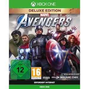 Marvel's Avengers: Deluxe Edition (Xbox)