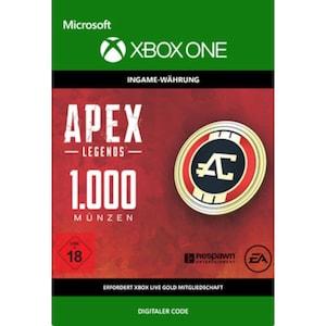 APEX Legends™: 1000 Coins (Xbox)
