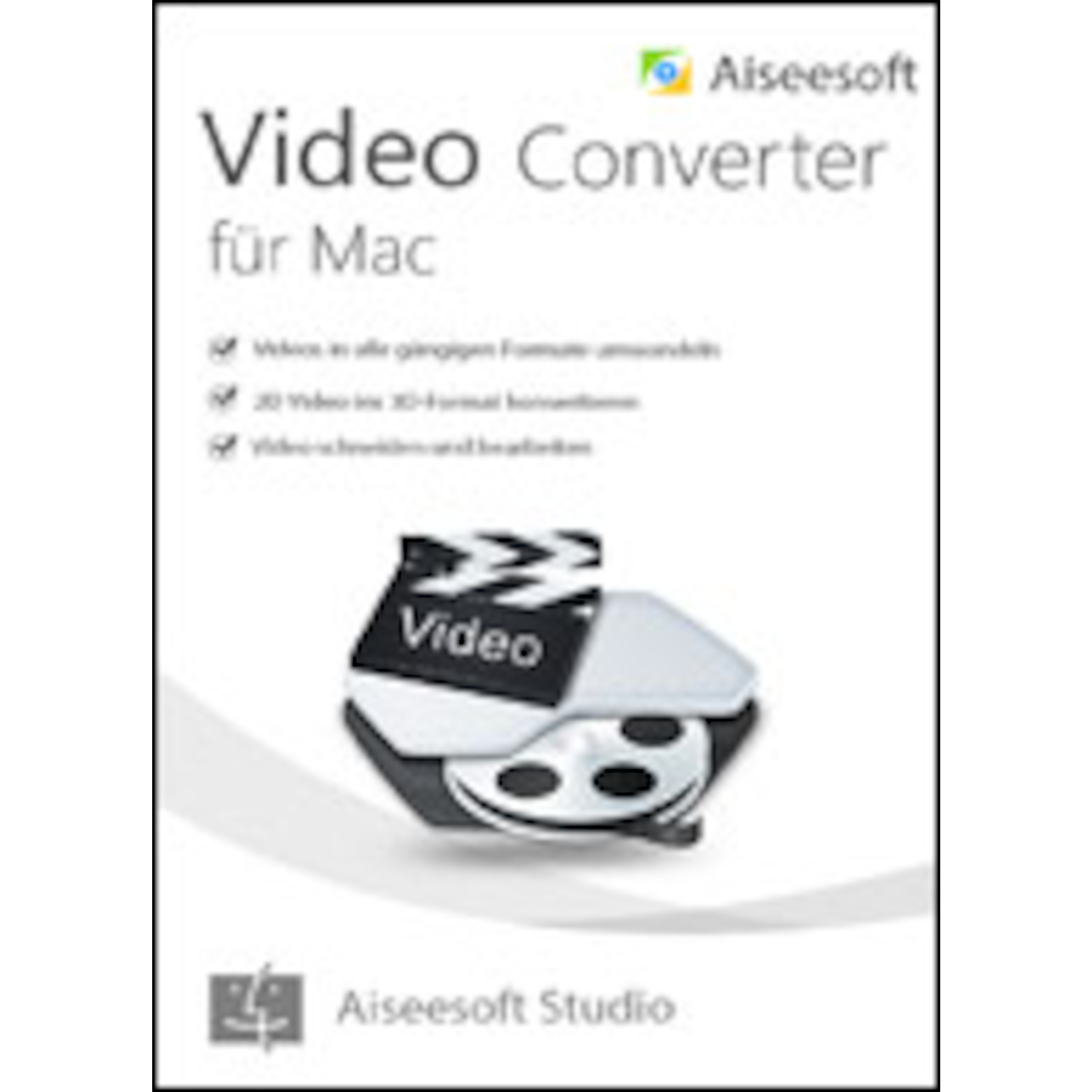 Aiseesoft Video Converter für Mac