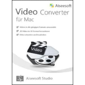 Aiseesoft Video Converter für Mac