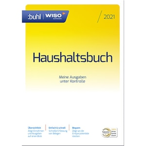 WISO Haushaltsbuch 2021