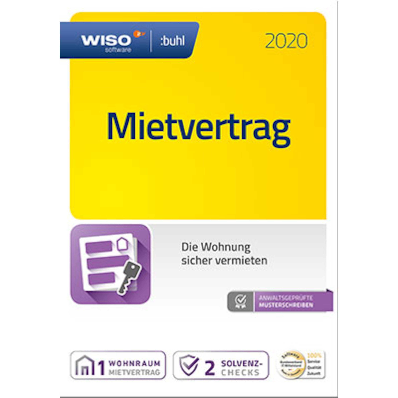 WISO Mietvertrag 2020