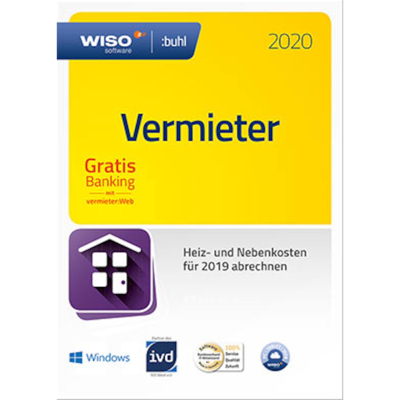 WISO Vermieter 2020