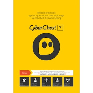 CyberGhost VPN Premium Plus