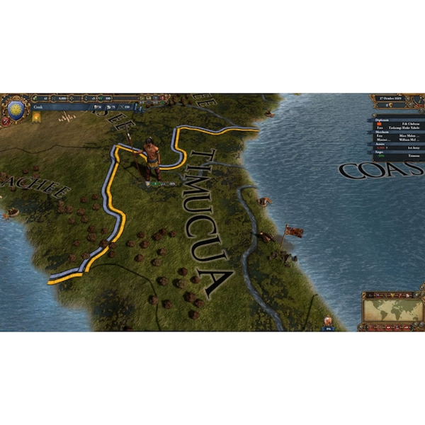 Expansion - Europa Universalis IV: Conquest Of Paradise Download