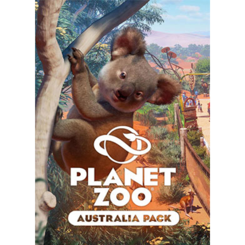 Planet Zoo Australia Pack (DLC)