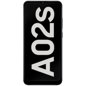 SAMSUNG Galaxy A02s 32 GB, schwarz