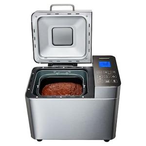 MEDION® Brotbackautomat MD 10241, 20 Backprogramme, 600W Leistung, 1.000 g Fassungsvermögen, 3 Bräunungsstufen,