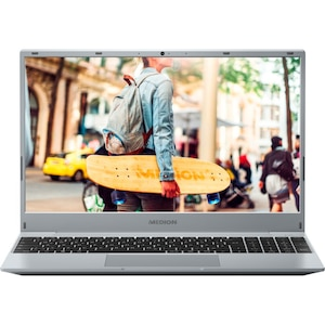 MEDION® AKOYA® E15308, AMD 3020e, Windows10Home(SModus), 39,6 cm (15,6'') FHD Display, 128 GB SSD, 4 GB RAM, Notebook  (B-Ware)