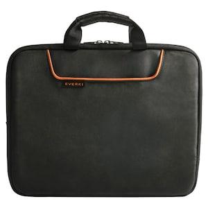 EVERKI Laptoptas met sleeve, voor apparaten tot 13,3``, vulling van traagschuim, elegant design