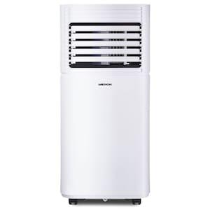 MEDION® Mobile Klimaanlage MD 37020, Kühlen, Entfeuchten und Ventilieren, Kühlleistung 7.000 BTU, Kühlmittel R290, max. 25m²