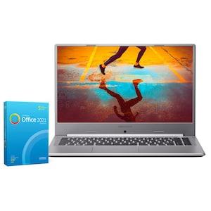 MEDION® BundelDEAL ! AKOYA® S15447 | Intel® Pentium® Gold 6405U | Windows10Home | 39,5 cm (15,6 '') FHD-scherm | 256 GB SSD | 8 GB RAM & Soft Maker Office Standard 2021