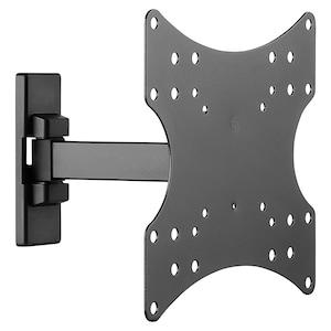 GOOBAY  Basic FULLMOTION (S20) Wandhalterung, für Fernseher von 58-107 cm (23''-42''), vollbeweglich (schwenkbar und neigbar), Traglast 20 kg