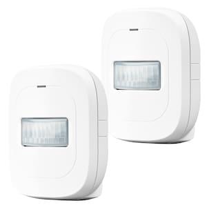 MEDION® 2x Smart Home Bewegungsmelder P85807, 120° Weitwinkel, bis zu 8 Meter Reichweite - ARTIKELSET