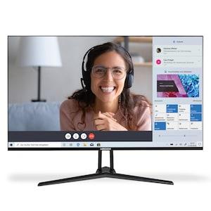 MEDION® AKOYA P53290 Monitor | 31,5'' inch | QHD | DisplayPort | HDMI | Randloos design