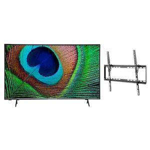 MEDION® LIFE® X15532 Ultra HD Android TV + GOOBAY Basic FULLMOTION (L) Wandhalterung - ARTIKELSET