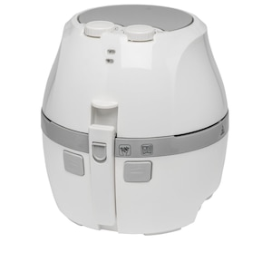 MEDION® Heißluftfritteuse MD 14461 für ölfreies Frittieren, 1300 Watt, Temperaturkontrolle bis 190° C, Cool-Touch-Griff (B-Ware)