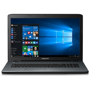 "MEDION® AKOYA® P7649, Intel®Core™ i7-7500U, Windows 10 Home, 43,9 cm (17,3""), FHD Display, 940MX, 256 GB SSD, 1 TB HDD, 16 GB RAM, Multimedia Notebook (B-Ware)"