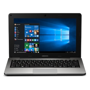 "MEDION® AKOYA® S2218, Intel® Atom® Z3735F, Windows 10 Home, 29,5 cm (11,6"") FHD Display, 64 GB Flash, 2 GB RAM, Ultramobil Notebook (B-Ware)"