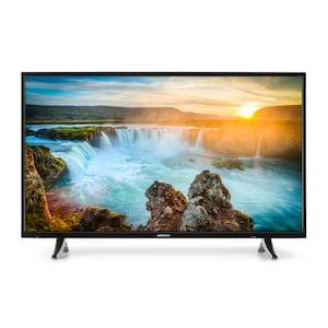 "MEDION® LIFE® X17038 Smart TV, 108 cm (43"") LED-Backlight, UHD-Display, HD Triple Tuner, integrierter Internetbrowser & Medienportal, DTS-Sound"