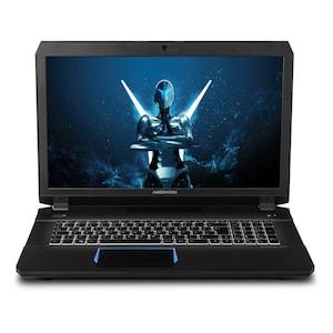 MEDION® ERAZER® X7842, Intel® Core™ i7-6700HQ, Windows 10 Home, 43,9 cm (17,3'') FHD Display, 128 GB SSD, 1.5TB HDD, 8 GB RAM, Gaming Notebook (B-Ware)
