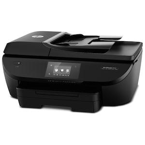 HP OfficeJet 5742 e-All-in-One - Drucken, Kopieren, Scannen und Faxen mit einem Gerät