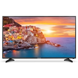 "MEDION® LIFE® P18112 TV, 138,8 cm (55""), Ultra HD, PVR ready,  integrierter Mediaplayer, DVB-T2 HD, HD Triple Tuner, CI+"