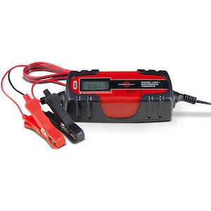 MEDION® MD 15442 KFZ-Batterieladegerät, LC-Display, Überhitzungs- und Überlastschutz, automatische Abschaltung
