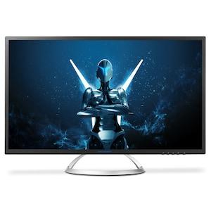 MEDION® ERAZER X58222, Widescreen Monitor,  80cm (31,5''), QHD Display, HDMI® Anschluss und Displayport