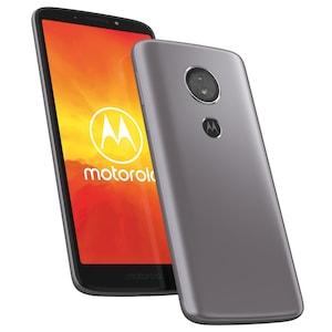 MOTOROLA Moto E5 Smartphone, 14,48 cm (5,7) HD+ Display, Android™ 8.0, 16 GB Speicher, Quad-Core-Prozessor, Dual-SIM, LTE