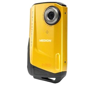 MEDION® LIFE® S47121 Unterwasserkamera, 5,08 cm (2) FHD LCD, 5.0 MP, 4 x digitaler Zoom, Wasserdicht