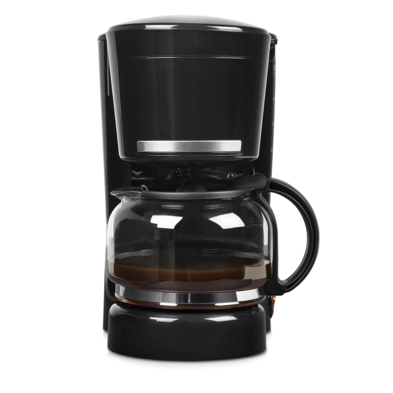 MEDION® Kaffeemaschine MD 17229, 870 Watt Leistung, für 8 bis 10 Tassen, Warmhaltefunktion, Anti-Tropf-Funktion