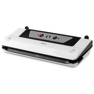 MEDION® Vakuumiergerät MD 17620, 110 Watt Leistung, vollautomatisch, geeignet für Vakuumierbeutel von bis zu 28 cm Breite