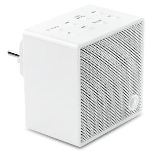 MEDION® LIFE® P65700 Steckdosenradio mit Bluetooth-Funktion, PLL-UKW-Radio, Freisprechfunktion, USB-Ladefunktion, weiß (B-Ware)