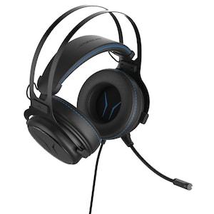 MEDION® ERAZER® X83017 7.1 Surround Gaming Headset mit High-Performance-USB-Adapter, Noise-Reduction, Over Ear-Design, leistungsstarker Bass