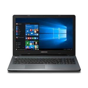 "MEDION® AKOYA® P6659, Intel® Core™ i7-6500U, Windows 10 Home, 39,6 cm (15,6"") FHD Display, GeForce® 930M, 128 GB SSD, 1 TB HDD, Multimedia Notebook (B-Ware)"