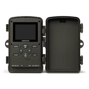 """MEDION® MEDION® S47044 Wildkamera mit getarntem Gehäuse, 5 Megapixel, Spritzwassergeschützt, Bewegungsmelder, 2,4"""" Display"""
