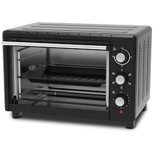 MEDION® Mini-Toastofen mit Rotisseriefunktion MD 16391 mit Timer, ca. 1500 Watt & ca. 28 Liter Volumen (B-Ware)
