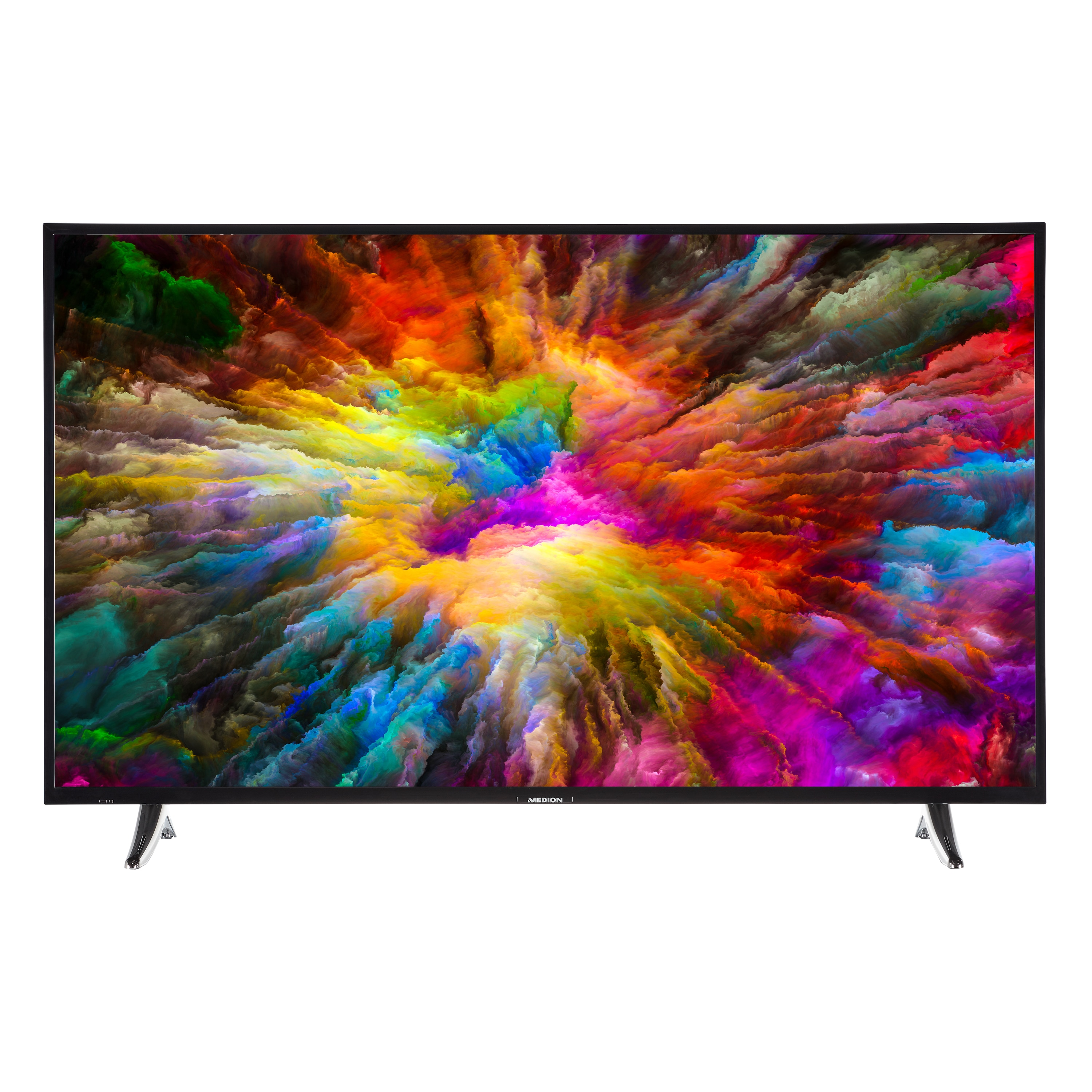 MEDION® LIFE® X14040 Smart-TV, 101,6,cm (40'') Ultra HD, HDR, Dolby Vision™, PVR ready, Netflix, Amazon Prime Video, Bluetooth®, DTS HD, HD Triple Tuner, CI+