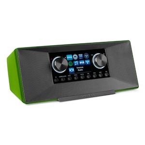 MEDION® LIFE® P85135 WLAN Internetradio, 7,1 cm (2,8'') TFT-Display, LifeStream App, DLNA-/UPnP Kompatibilität, Spotify®, DAB+ & FM/UKW Radio-Tuner